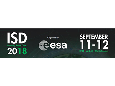 TEKSPAN @ Industry Space Days 2018